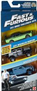 Fast & Furious - Diecast 3 Car Set - Off Road Octane Pack